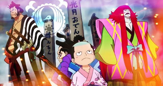 Manga One Piece 959: Spoiler Bocor! Law Memindahkan Pasukan Luffy?!