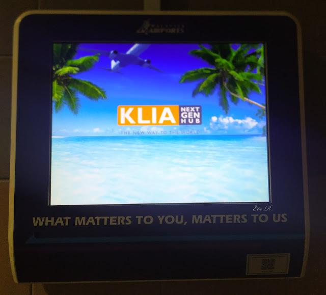 Pengalaman di KLIA
