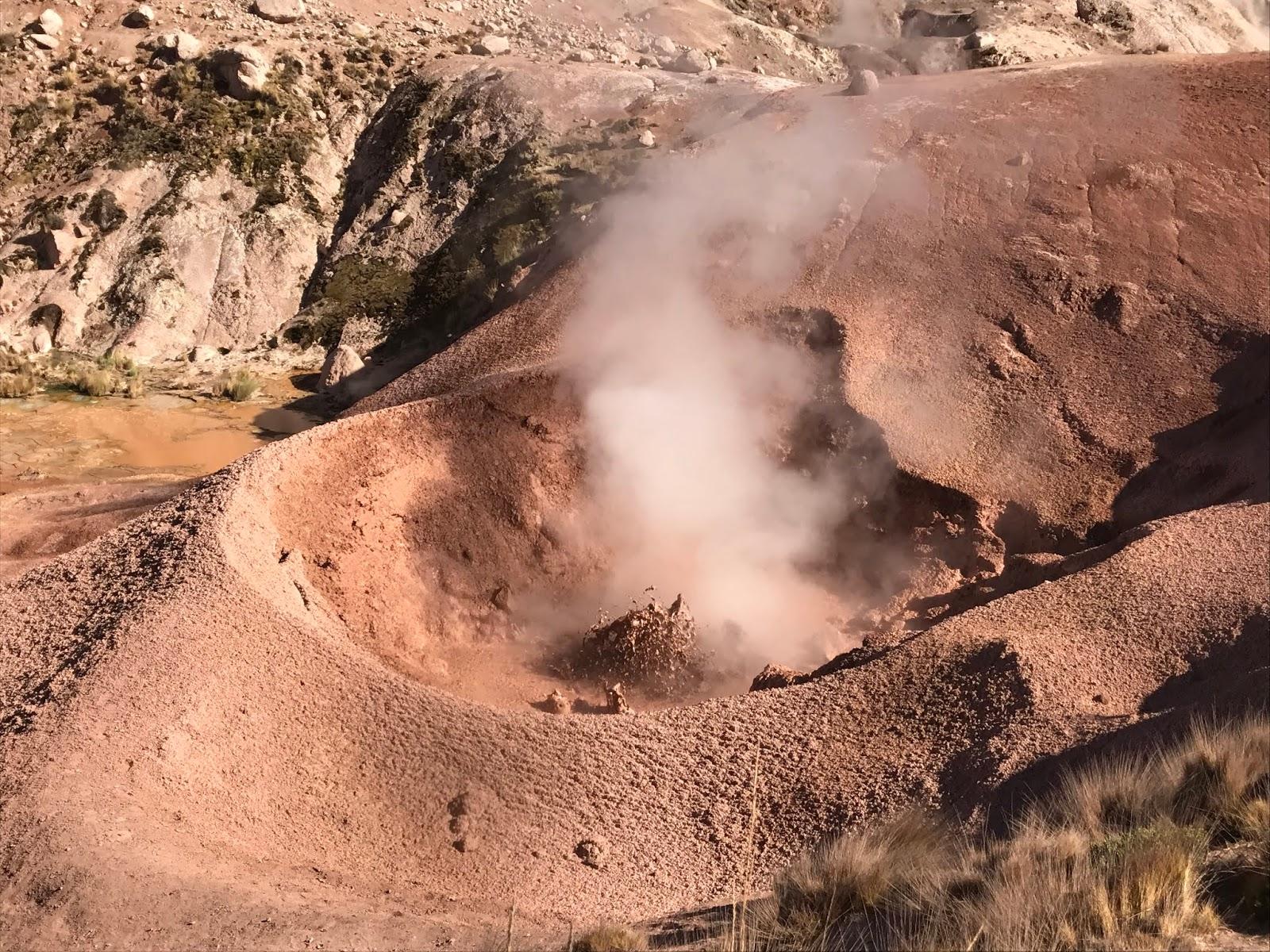 Caldeira del Diablo - Deserto do Atacama - Chile