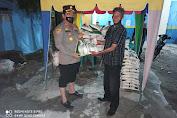Kapolda Sumut Kirim Sembako untuk Korban Bencana Banjir di Batubara