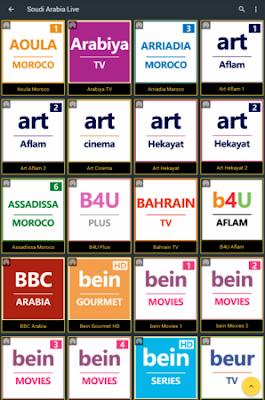 تطبيق Pocket tv لمشاهدة جميع القنوات المشفرة بدون اعلانات مجانا