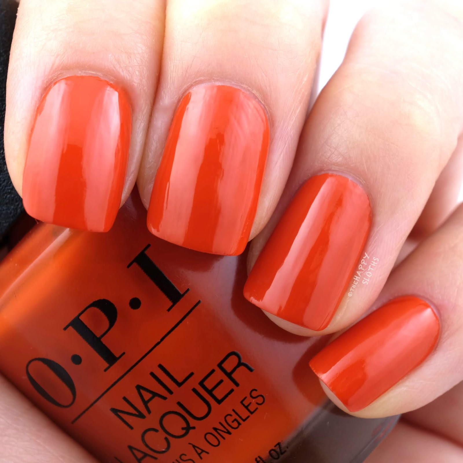 OPI | Fall 2019 Scotland Collection | Suzi Needs a Loch-smith: Review and Swatches