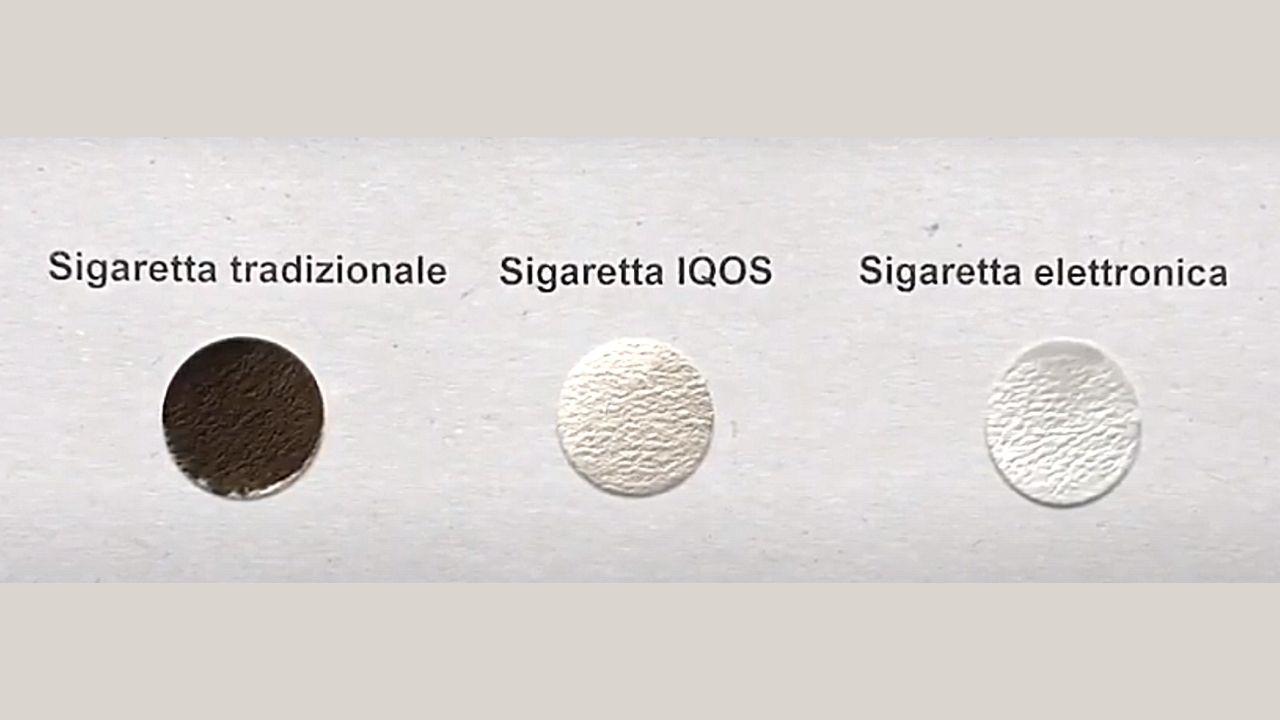 sigaretta iqos sigaretta elettronica confronto