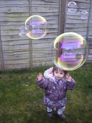 Big bubbles and the eldest