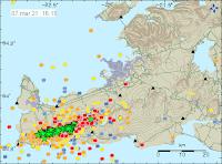 Sömnlös natt när nya jordskalv skakar Grindavík