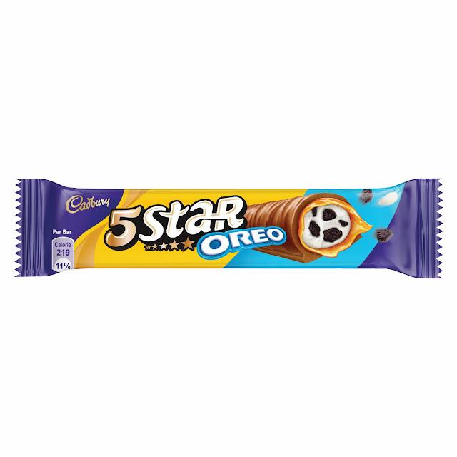 Mondelez India Launches Cadbury 5 Star Oreo