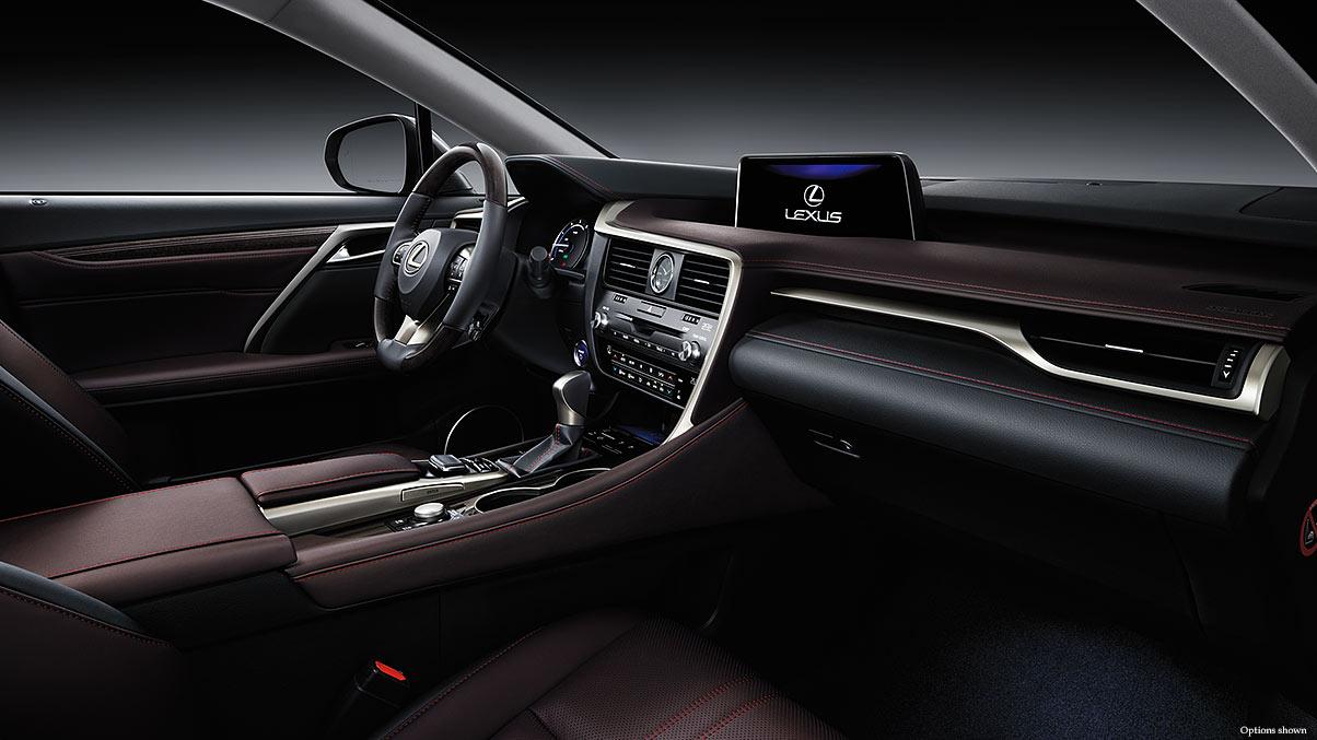Đánh giá xe Lexus RX450h 2016
