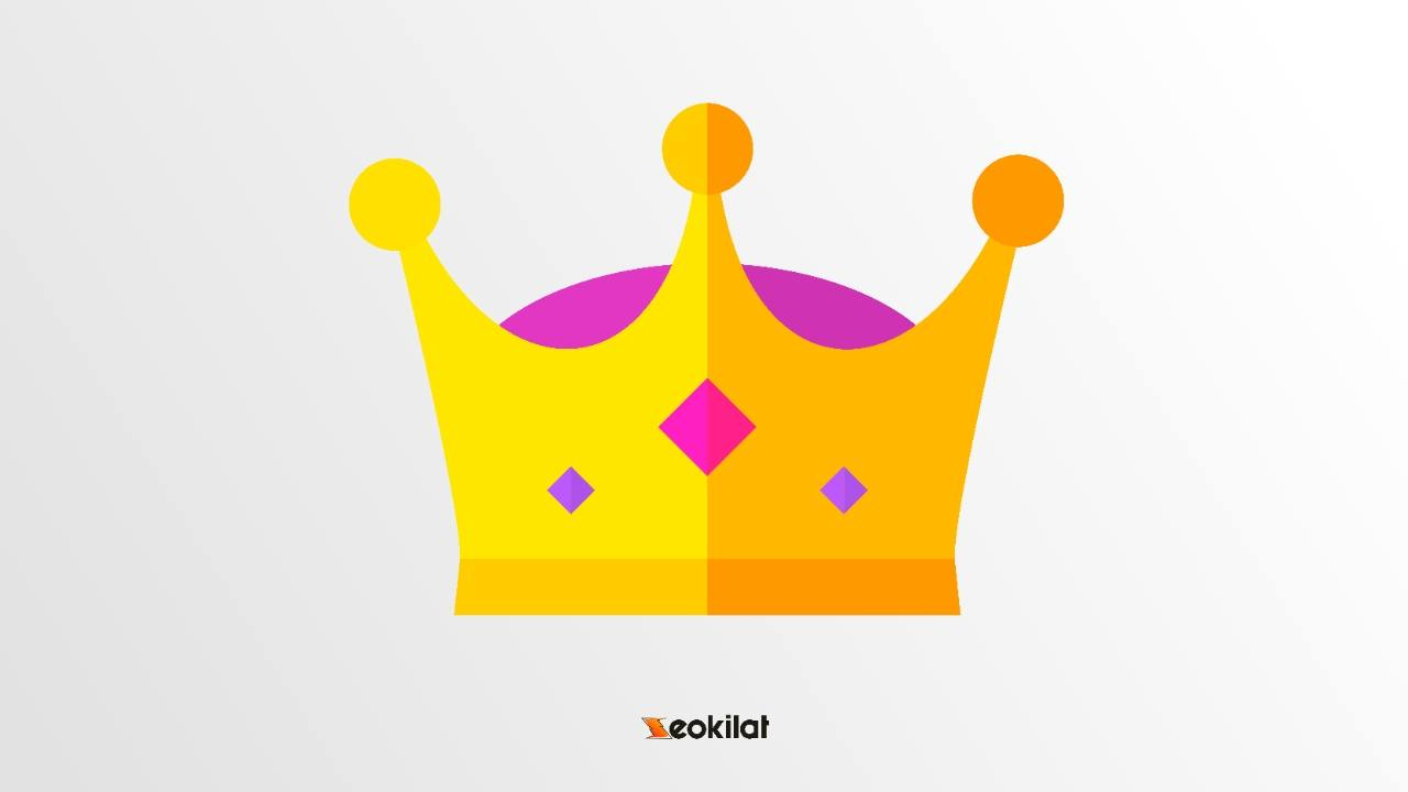 Icon Crown PNG