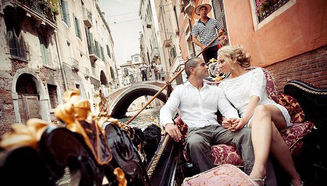 Romanticismo en Venecia