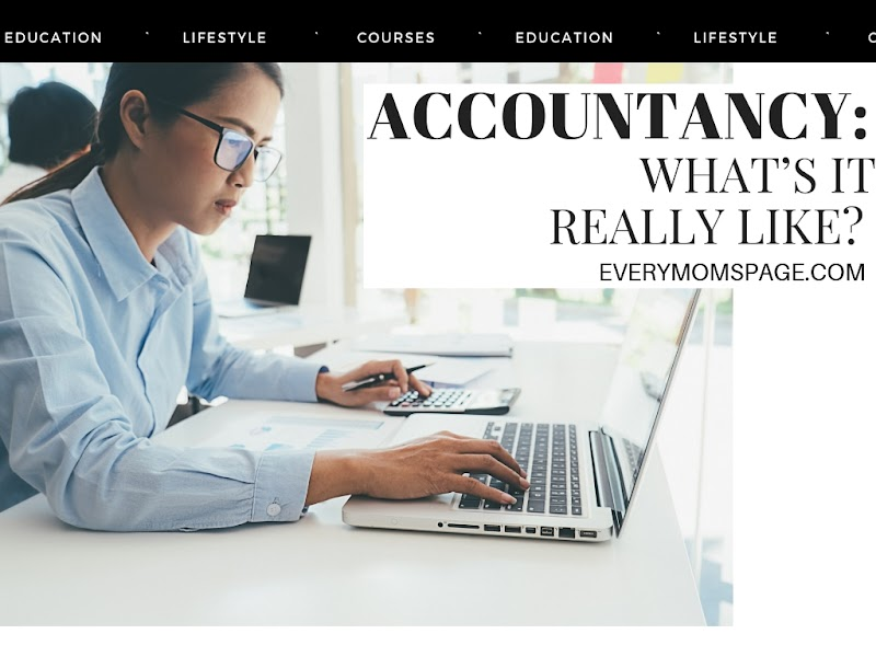 Accountancy: What's It Really Like?
