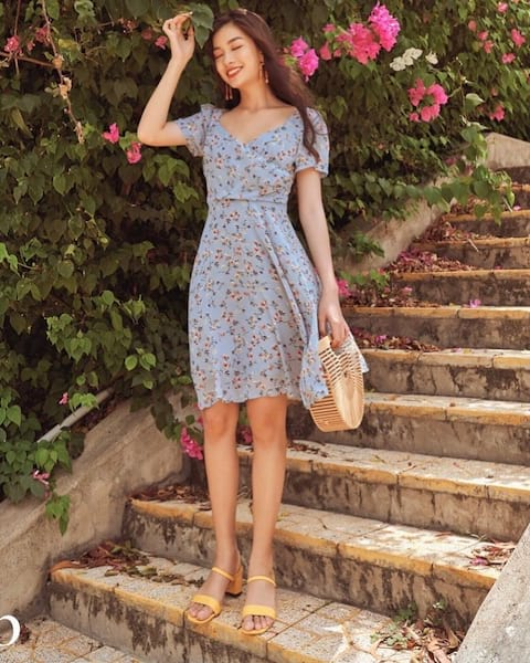 Váy Maxi u30