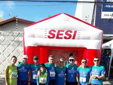 Sesi abre inscrições para a 1ª Corrida Sesi Cultural em Campina  Grande