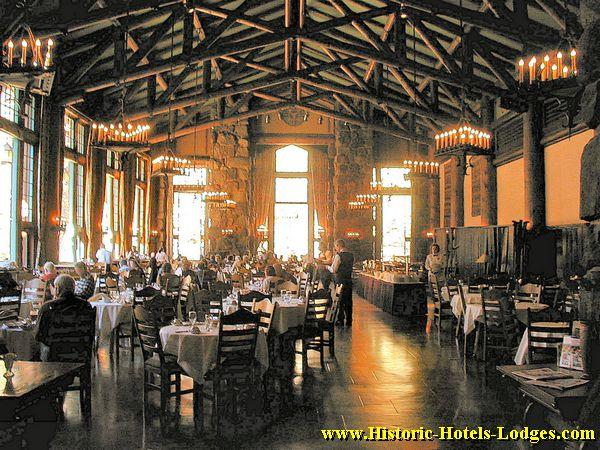 Historic Hotels Amp Lodges The Majestic Yosemite Hotel