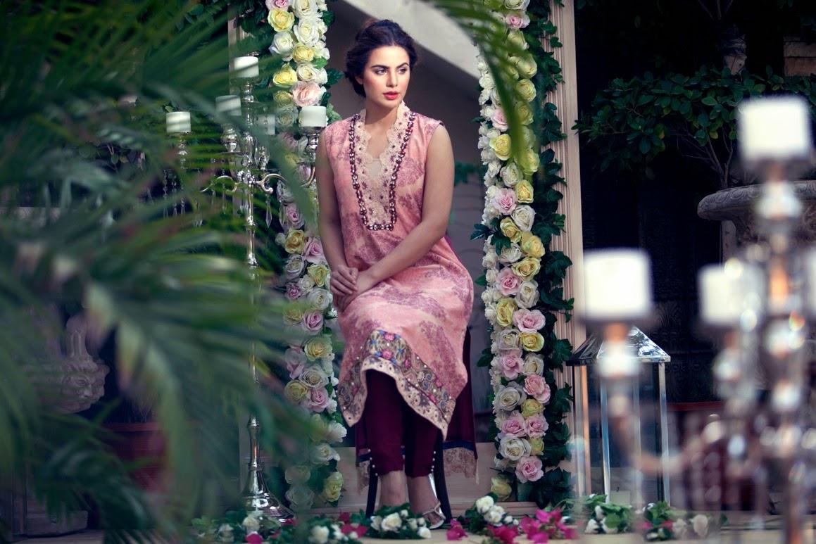 Layla Chatoor Pakistani designer Shalwar Kameez