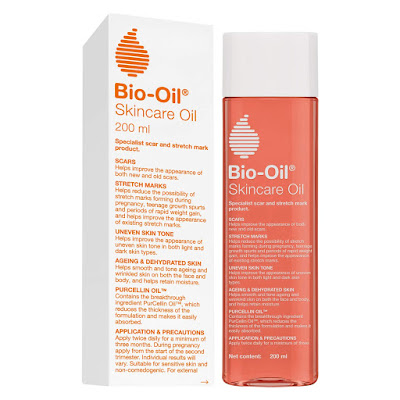 Bio Oil Atasi Bekas Luka / Stretch Mark / Selulit