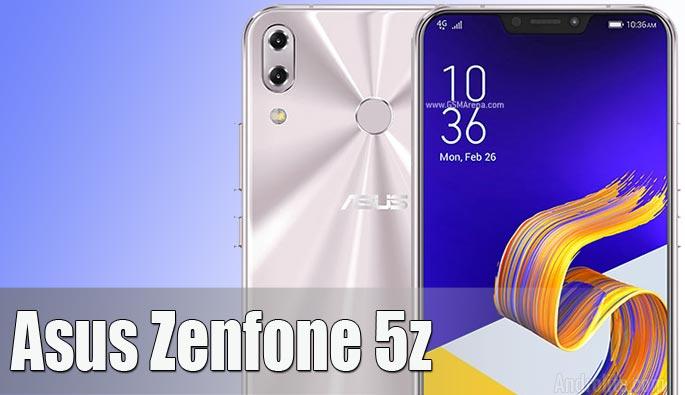 Harga Asus Zenfone 5Z Terbaru 2018 Dan Spesifikasi Lengkap