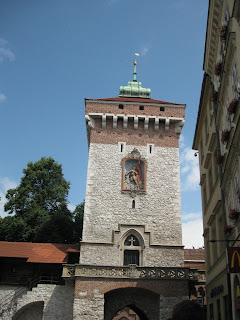 Barbican and St Florian Gate