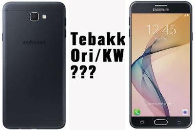 Cara Cek Samsung J7 Prime Asli dengan Kode Rahasia