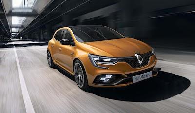 1.800 turbo με τουλάχιστον 280 άλογα το νέο Renault Megane RS! (+video)