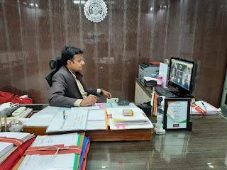 जिले को एक्सपोर्ट हब के रूप में विकसित किये जाने पर निर्यातकों को लाभ मिलेगा- कलेक्टर श्री सुमन