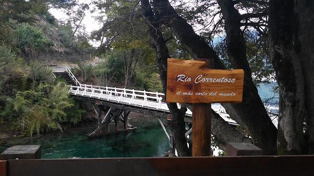 villa la angostura,lake Nahuel huapi,bariloche,argentine,river shortest,travel,