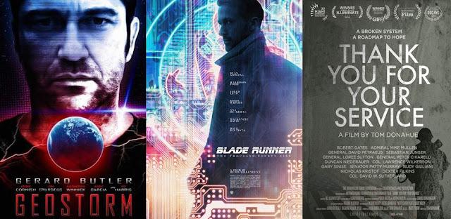 Jadwal Rilis Film Hollywood Terbaik Bulan Oktober 2017