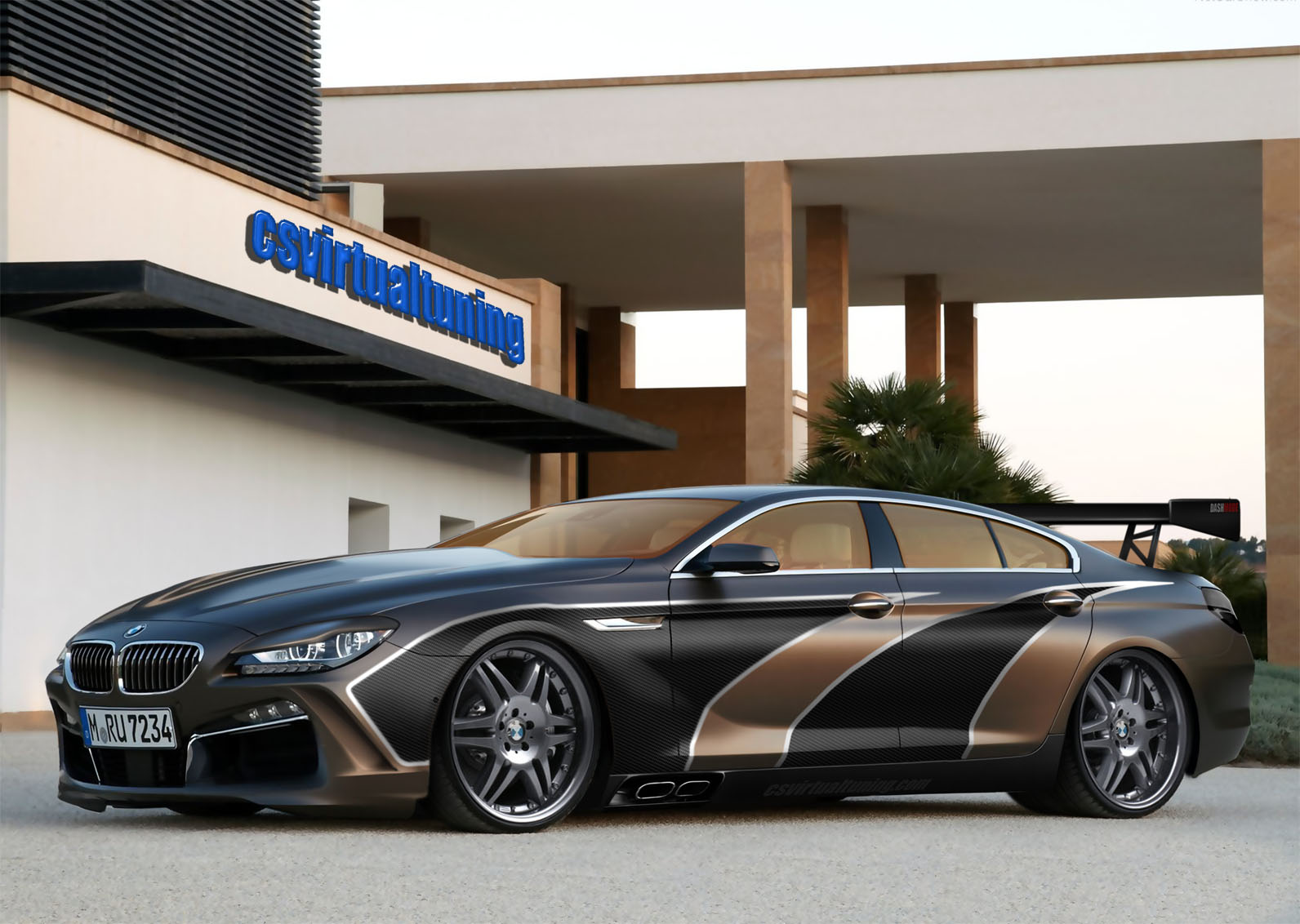 16th virtual car tuning battle bmw 6 series we are petrolheads. Black Bedroom Furniture Sets. Home Design Ideas