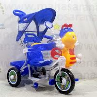 Sepeda Roda Tiga Family F923DT Lebah