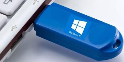 Cara Menjalankan Windows 10 Dari USB Drive dengan mudah