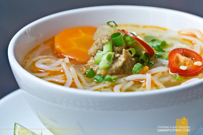 Kiman Hotel Hoi An Breakfast Noodle