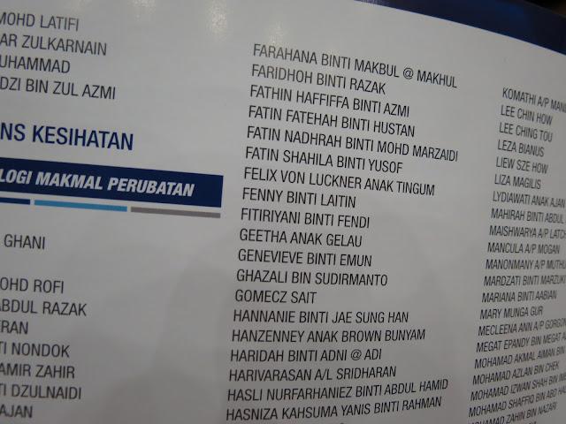 Konvokesyen ~ Majlis Graduasi Ke- 20 College PTPL