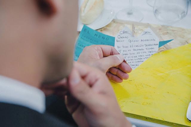libro de firmas boda corazones - la boda de marco y lina
