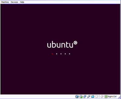 Virtualbox Ubuntu