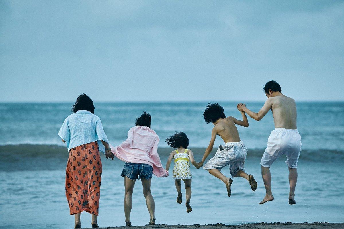 Shoplifters (Manbiki Kazoku) - Hirokazu Kore-eda