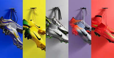 PES 6 Boots Nike Mercurial 360 Heritage Pack 2018 by Boots PES 6