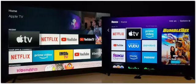The best apps for Fire TV, Chromecast and Apple TV