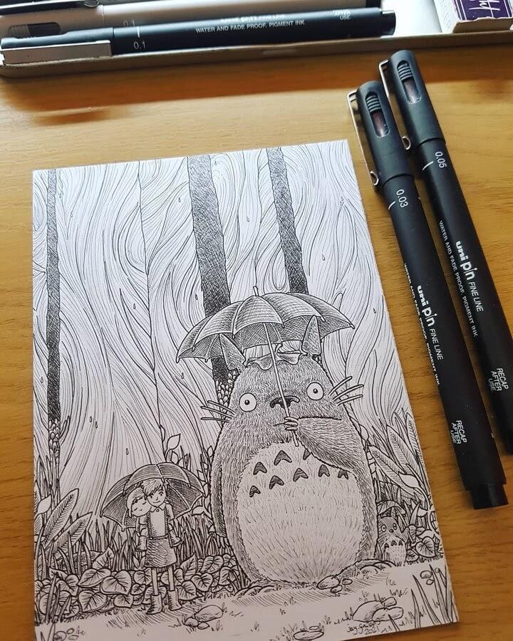 09-My-Neighbour-Totoro-Jason-Gailans-www-designstack-co