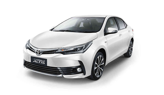 Harga Sedan Toyota Corolla Altis
