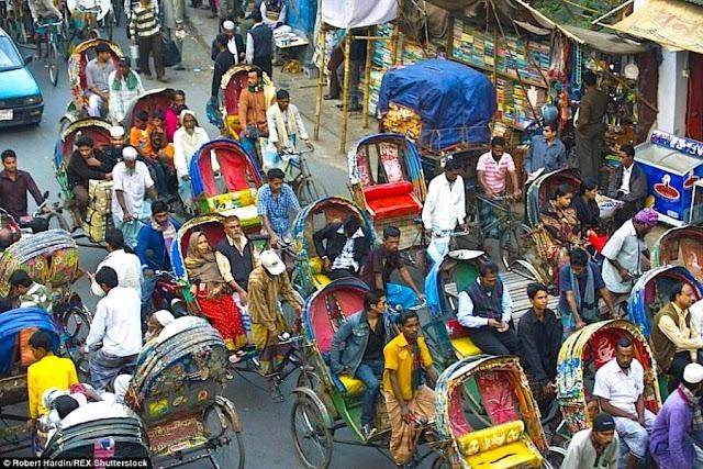 داكا، بنغلاديش
