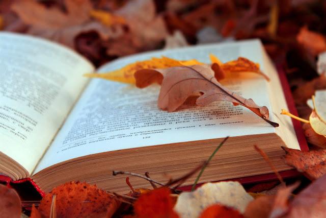 otoño, libros