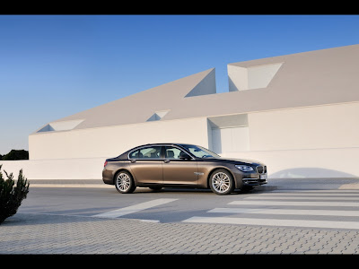 BMW 7 Series Standard Resolution Wallpaper 6