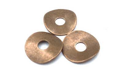 Custom Beryllium Copper Wave Washers