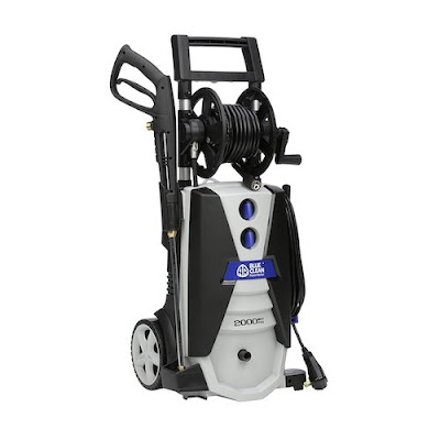Electric Pressure Washer: AR Blue Clean AR390SS 2000 PSI