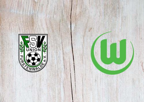Union Fürstenwalde vs Wolfsburg -Highlights 12 September 2020