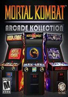 Mortal Kombat Arcade Kollection – PC