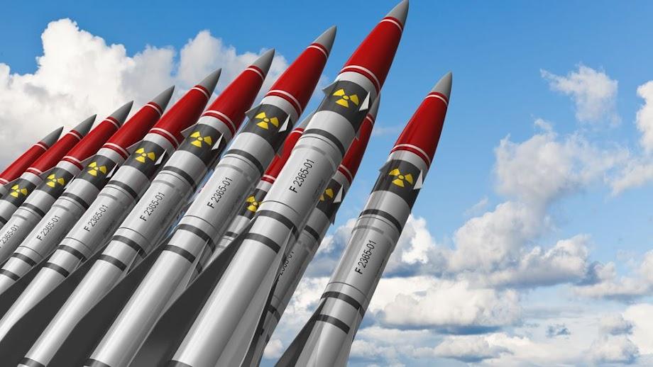 Σταμάτησε η μείωση των πυρηνικών όπλων παγκοσμίως