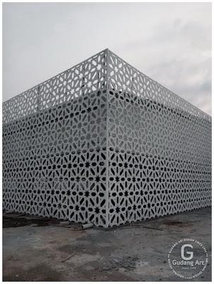 Harga Pagar Masjid Aluminium