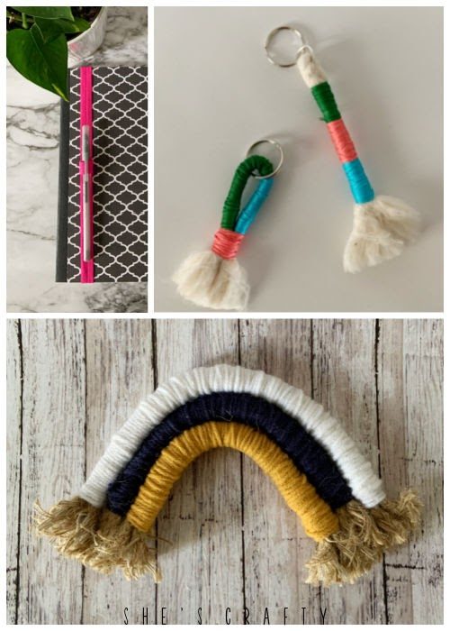 5 Ideas for Young Women Camp Crafts