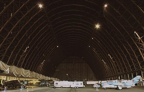Tillamook Air Museum Oregon