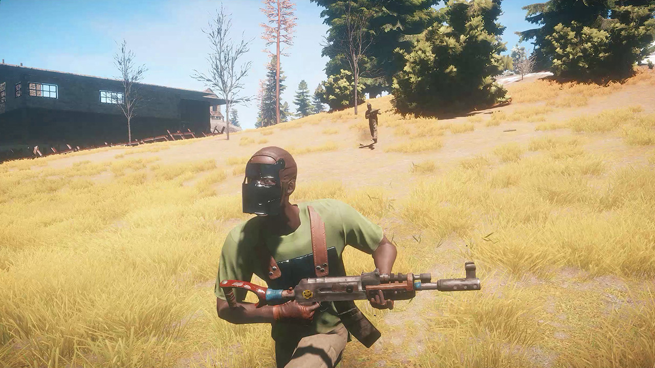 Rust - How to install mods